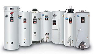 family of bosch water heaters